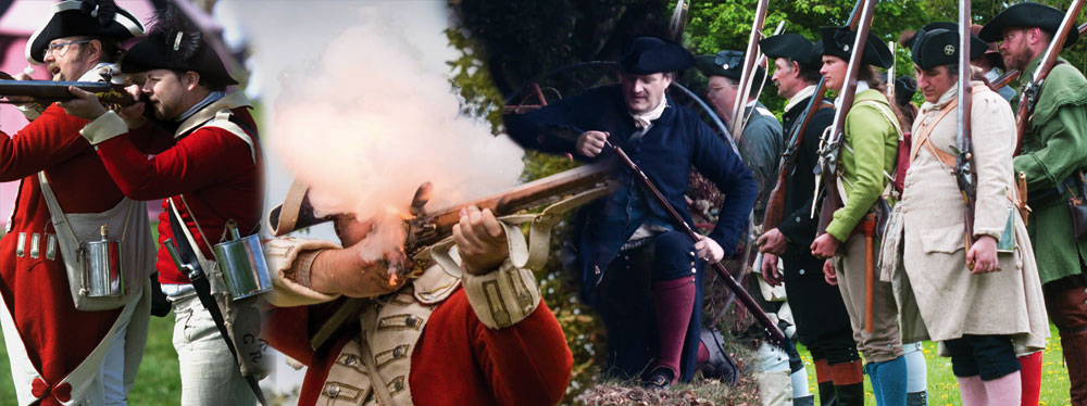 Redcoats and Revolutionaries